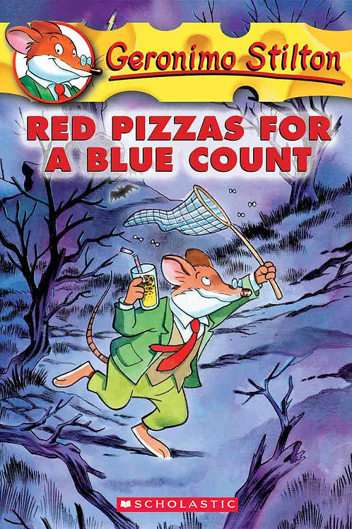 "Geronimo Stilton - ""Red Pizzas For A Blue Count"""