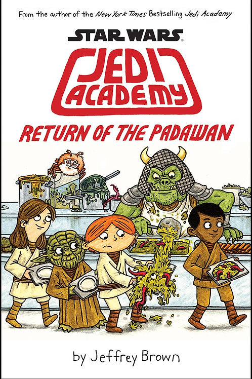 "Jedi Academy ""Return of the Padawan"""