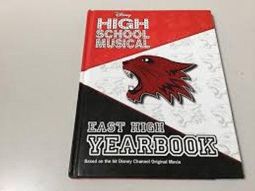 Disney High School Musical - East High Yearbook
