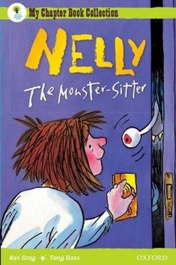 My Chapter Book Collection - Nelly the Monster-Sitter