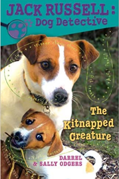 """Jack Russell: Dog Detective """"The Kitnapped Creature"""""""
