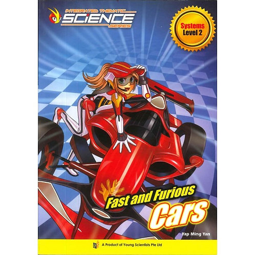 Integrated Thematic Science Series - Fast and Furious Cars