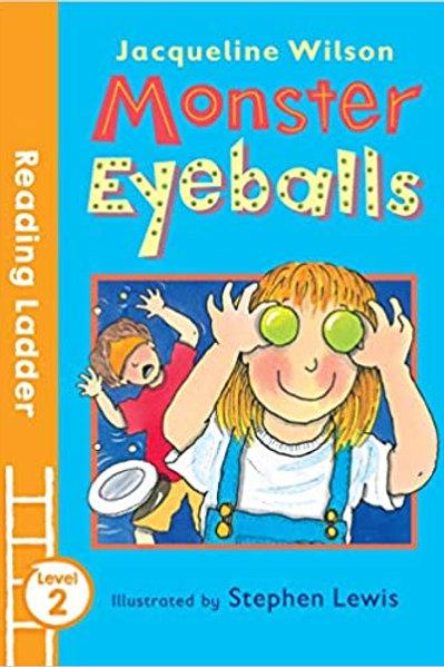 Reading Ladder Level 2 - Monster Eyeballs