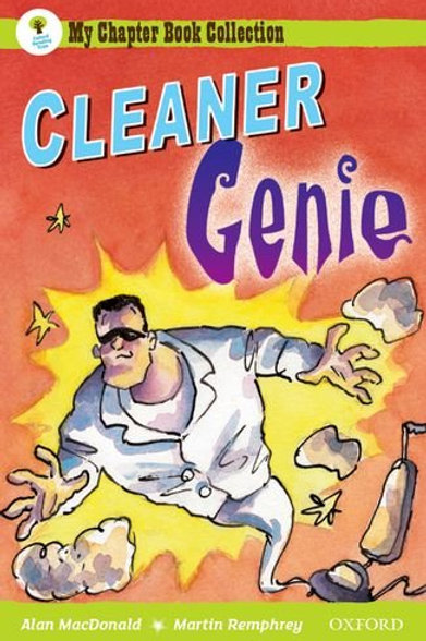 My Chapter Book Collection - Cleaner Genie