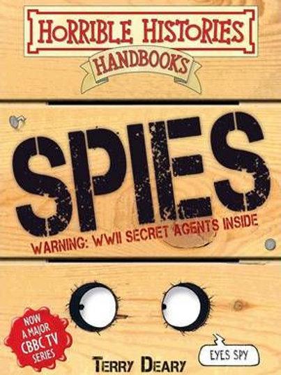Horrible Histories Handbook - Spies