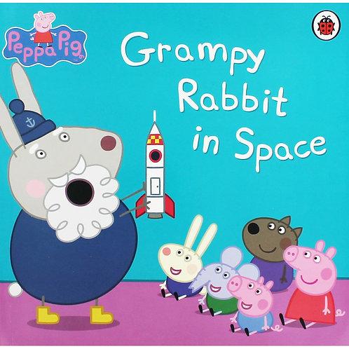 """Peppa Pig """"Grampy Rabbit in Space"""""""