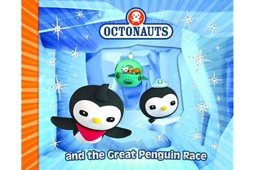 Octonauts and the Great Penguin Race
