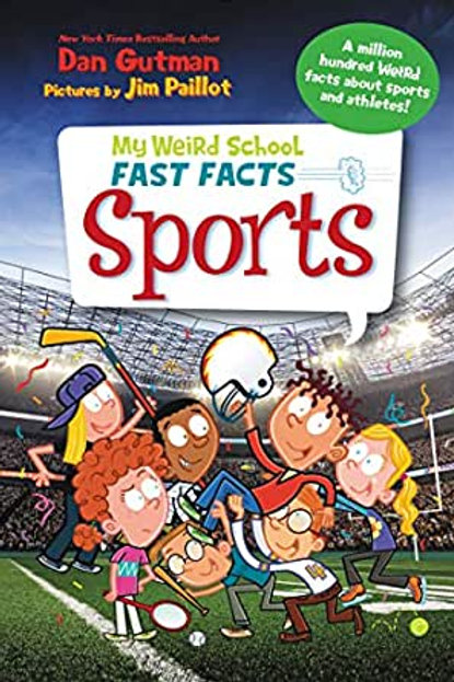 "My Weird School fast facts ""Sports"""
