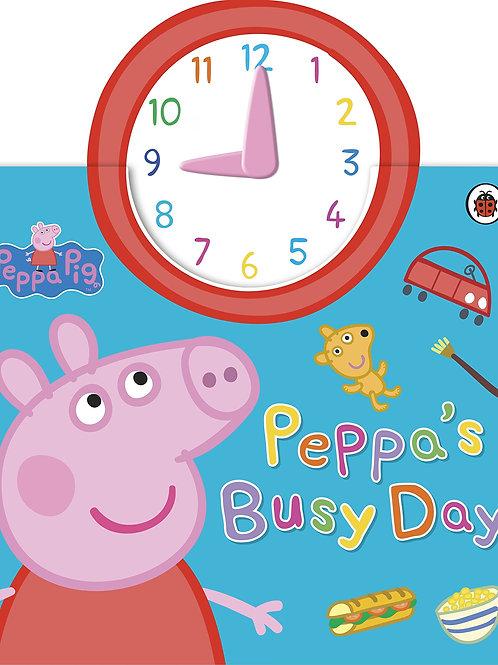 "Peppa Pig - ""Peppa's Busy Day"""
