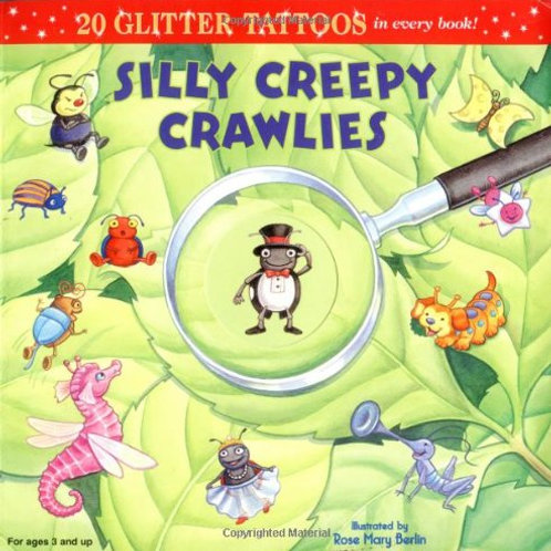 Silly Creepy Crawlies