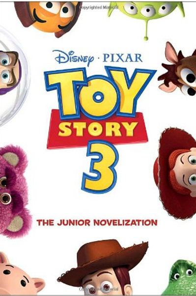 Toy Story 3 - The Junior Novelization