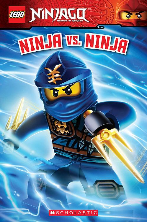 """Lego Ninjago - """"Ninja Vs. Ninja"""""""