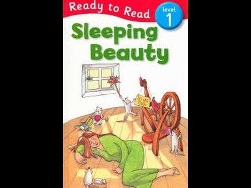 Ready to Read Level 1 - Sleeping Beauty