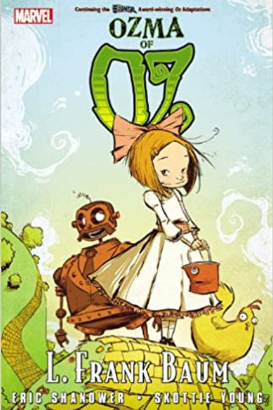 Marvel  - Ozma of Oz