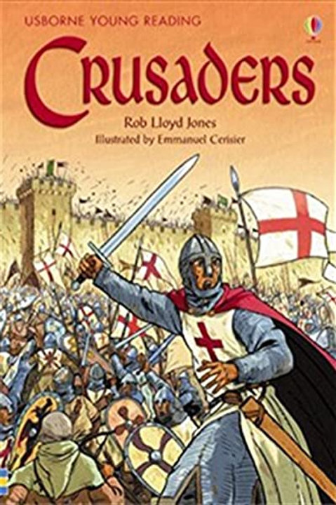 """Usborne Young Reading """"Crusaders"""""""