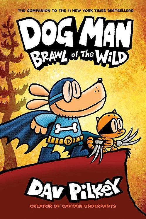 Dog Man - Brawl of the Wild