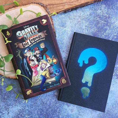 "Disney Gravity Falls ""Lost Legends"""