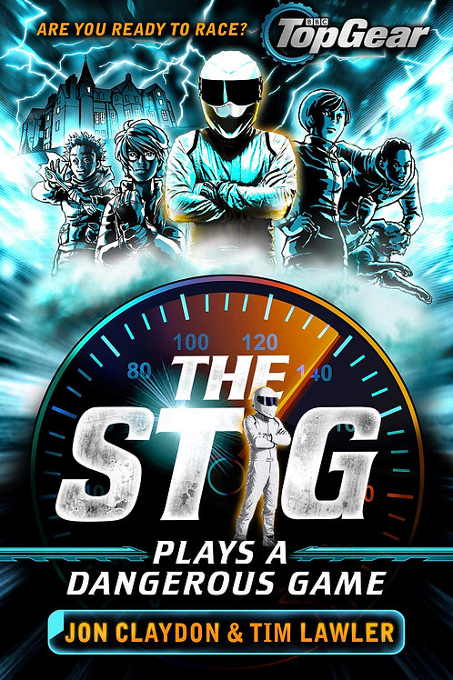 """BBC Top Gear - """"The Stig Plays a Dangerous Game"""""""