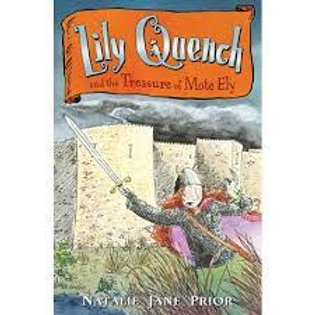 Lily Quench & the Treasure of Mote Ely