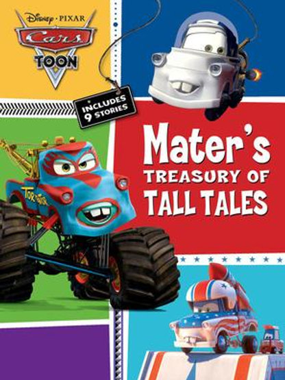 Cars Toon Mater's Treasury of Tall Tales
