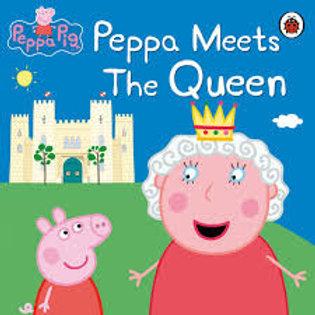 "Peppa Pig ""Peppa Meets the Queen"""