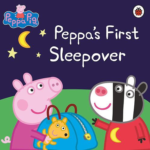 Peppa Pig - Peppa's First Sleepover