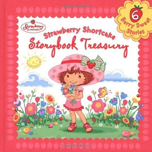 Storybook Treasury of Strawberry Shortcake