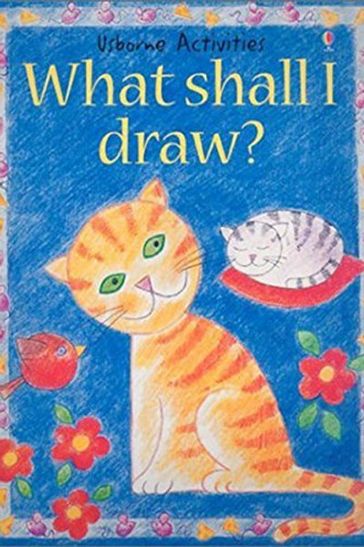 Usborne Activities - What shall I Draw?