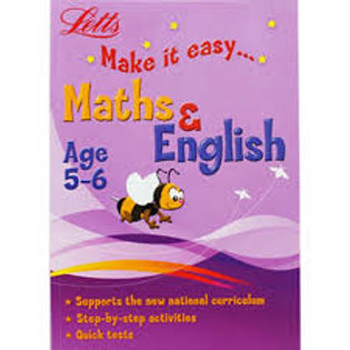 Make it Easy... Math & English