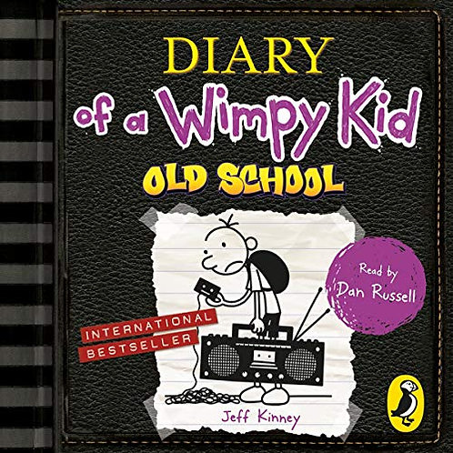 "Diary of a Wimpy Kid ""Old School"""
