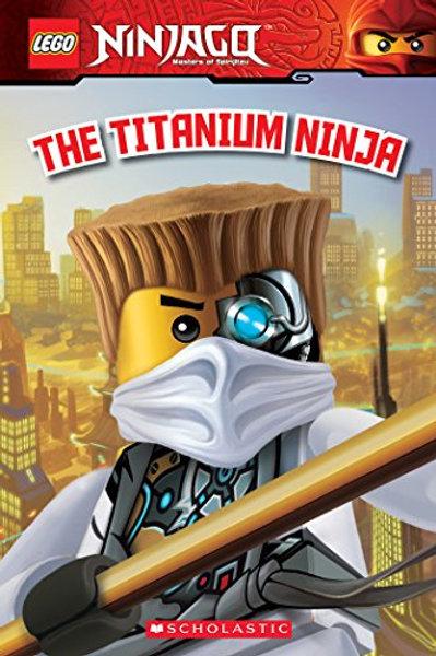 "Lego Ninjago ""The Titanium Ninja"""