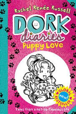 """Dork Diaries """" Puppy Love"""""""