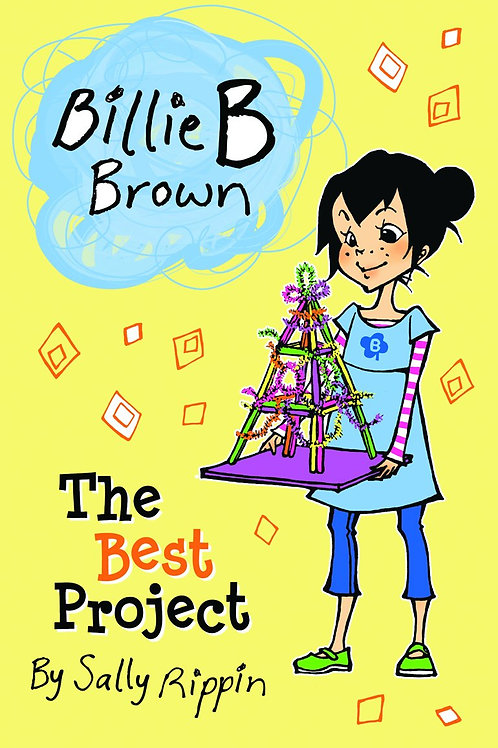 """Billie B Brown """"The Best Project"""""""