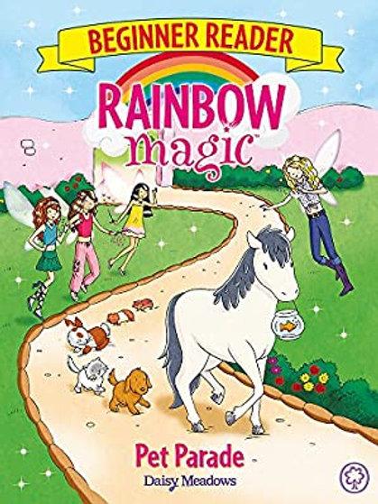 """Rainbow Magic (Beginner Reader) - """"Pet Parade"""""""
