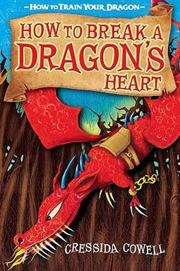 How to Train Your Dragon - How to Break Dragon's Heart