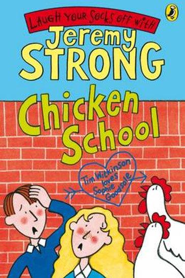 Jeremy Strong - Chicken School