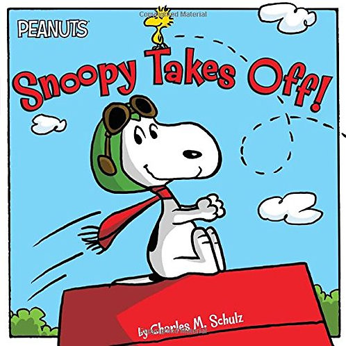 Peanuts - Snoopy Takes Off!
