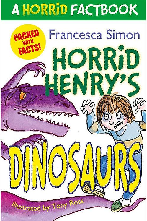 A Horrid Factbook - Horrid Henry's Dinosaurs