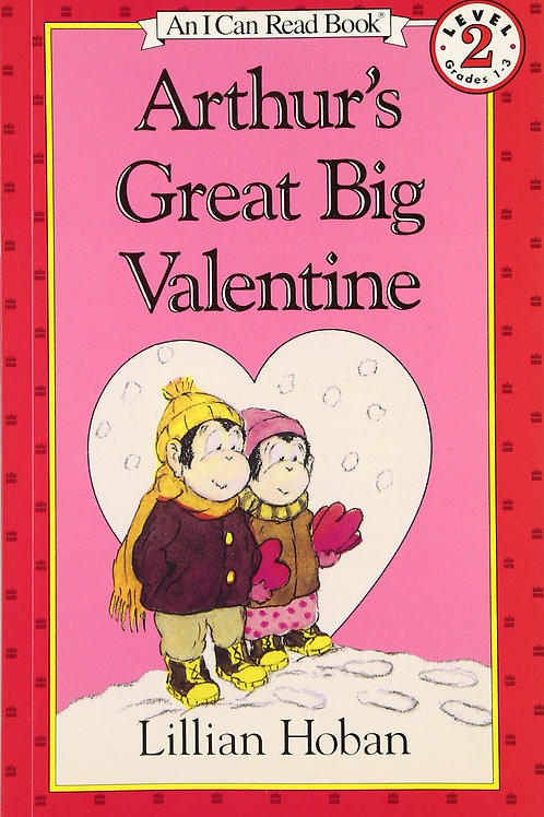 Arthur's Great Big Valentine (An I Can Read Book Level 2)