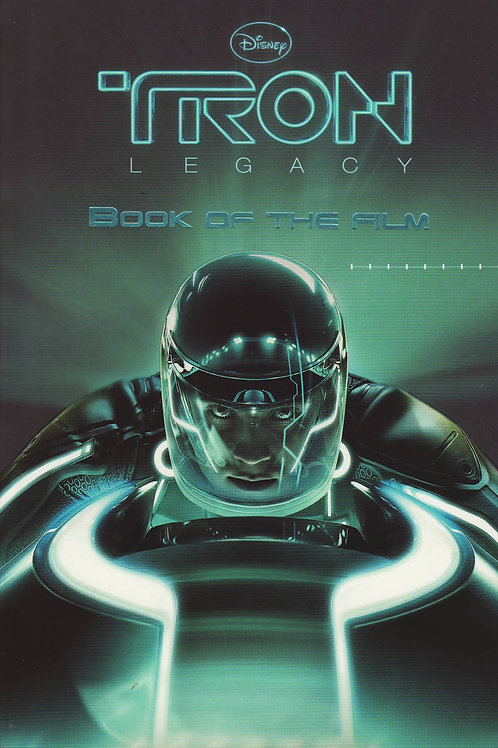 Tron Legacy: Book of the Film