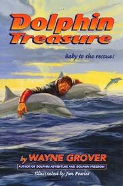 Dolphin Treasure - Baby to the Rescue!