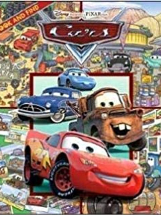 Cars - Look and Find