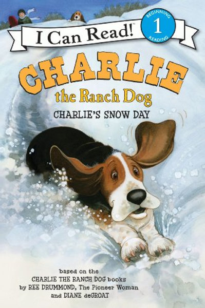 I Can Read (Level 1) - Charlie the Ranch Dog Charlie's Snow Day