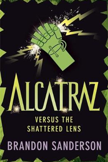 Alcatraz Versus the Shattered Lens