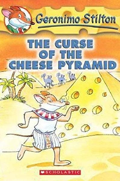 "Geronimo Stilton ""The Curse of the Cheese Pyramid"""