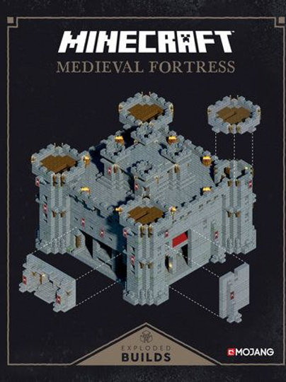 Minecraft Medieval Fortress