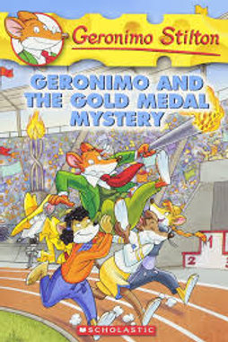 Geronimo Stilton and the Gold Medal Mystery