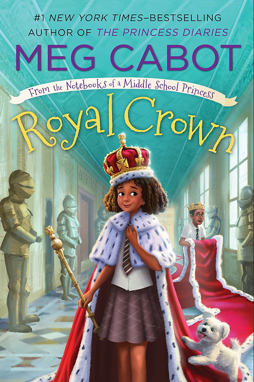 Royal Crown (From the Notebooks of Middle School Princess)