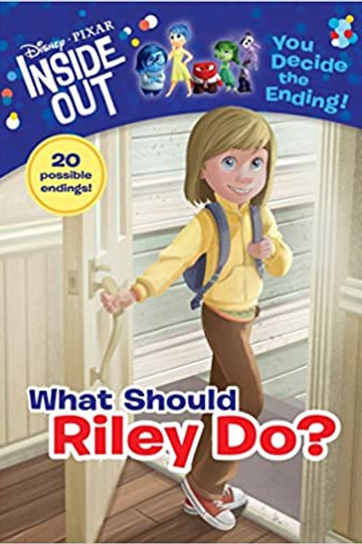 "Disney Pixar Inside Out - ""What Should Riley Do?"""