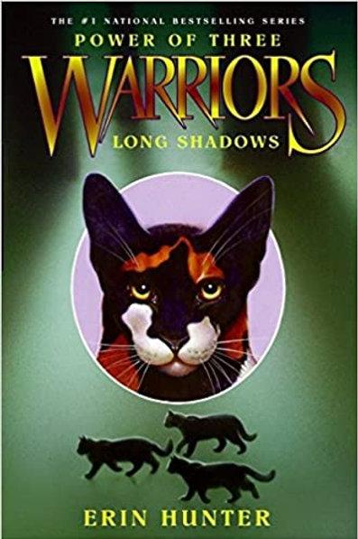 Power of Three Warriors - Long Shadows